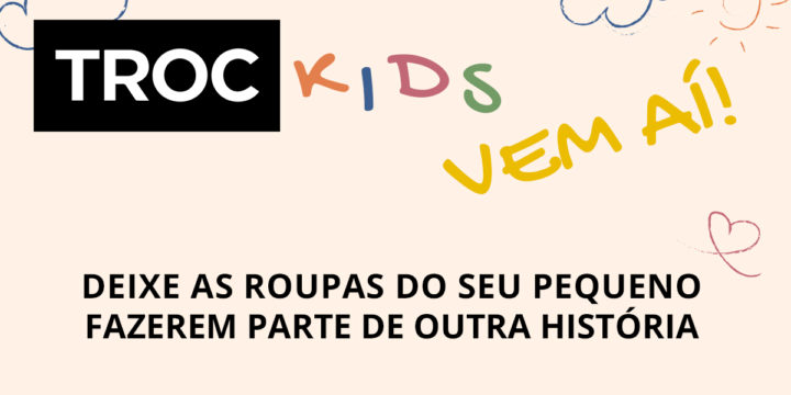 Todas as Marcas Aceitas no TROC KIDS